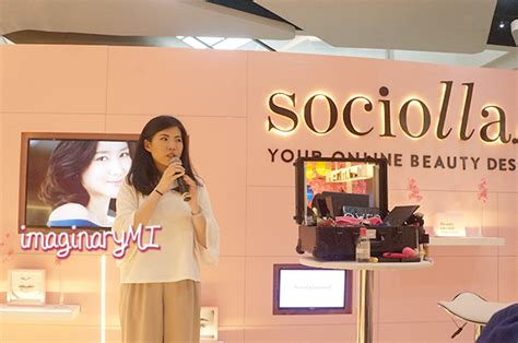 imaginary friend event sociolla pop  store  jakarta