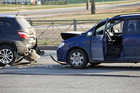 The Most Common Type Of Auto Accident