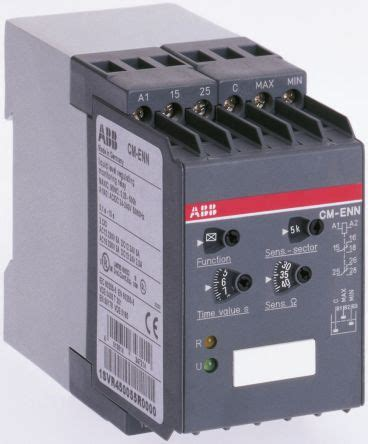 Svrr Abb Current Monitoring Relay With