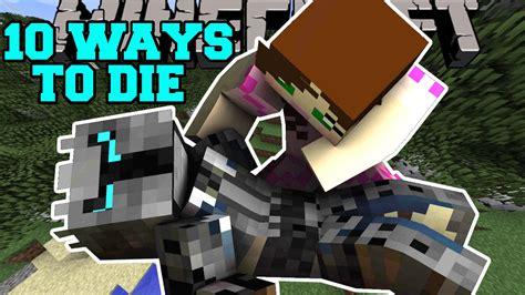 10 More Ways To Die Map 1122112 For Minecraft 9minecraftnet