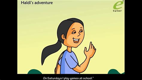 Check out the latest books of class 2. CBSE,ICSE,NCERT - Class 2 - English - Haldi's Adventure ...