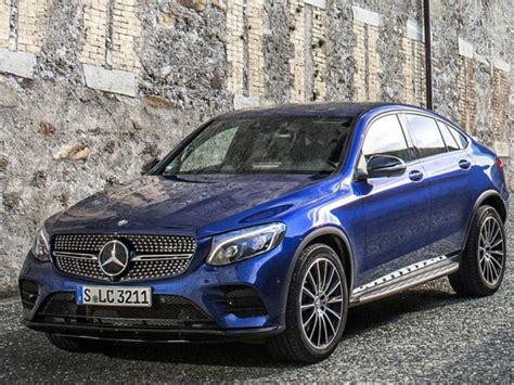 2018 Mercedes-benz Glc Coupe Price, Reviews And Ratings By