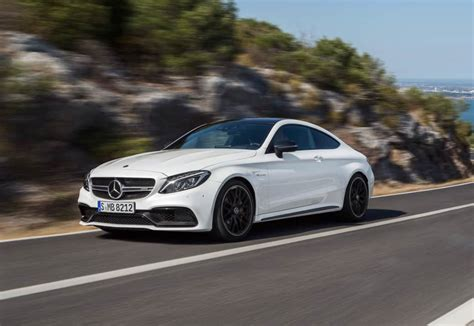 2018 Mercedesamg C63 S Coupe Test Drive And Review