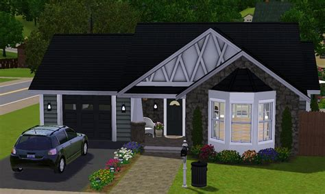 The Sims 3 House Building  Small Cottage♡ Youtube