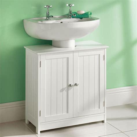 Bathroom Cupboards by White Wooden Bathroom Cabinet Shelf Cupboard Bedroom