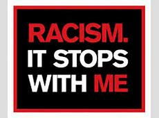 Racism It stops with me Department of Local Government