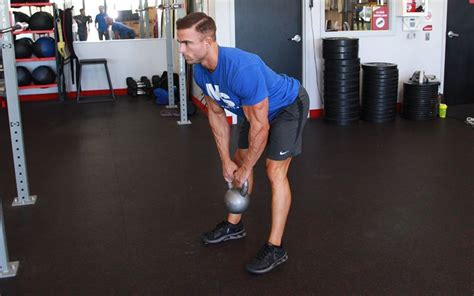 deadlift romanian kettlebell tips exercise