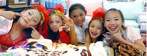 5個忙碌的小肚皮舞孃-趕場的一天 - 閃亮三姐妹566 快樂兒童世界 - udn部落格