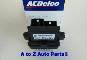 New Chevrolet Buick Cadillac Etc Blower Motor Control