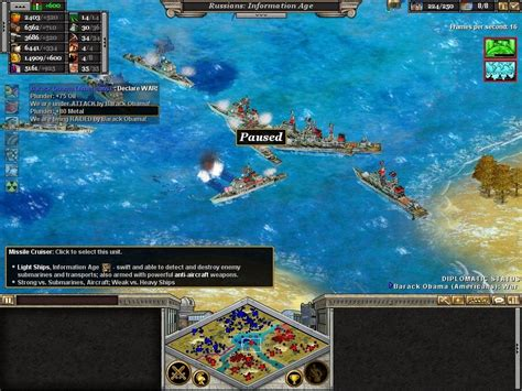 russia vs america rise of nations gt files