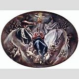 Dormition Of The Virgin El Greco   300 x 221 jpeg 17kB