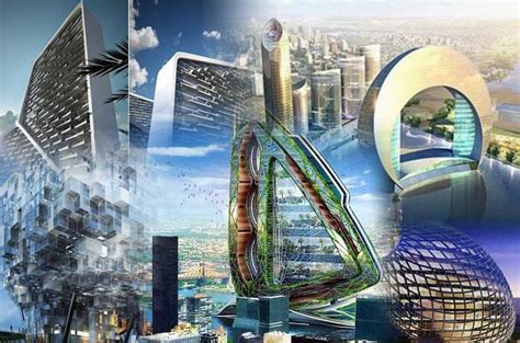 10 Incredible Buildings From The Future