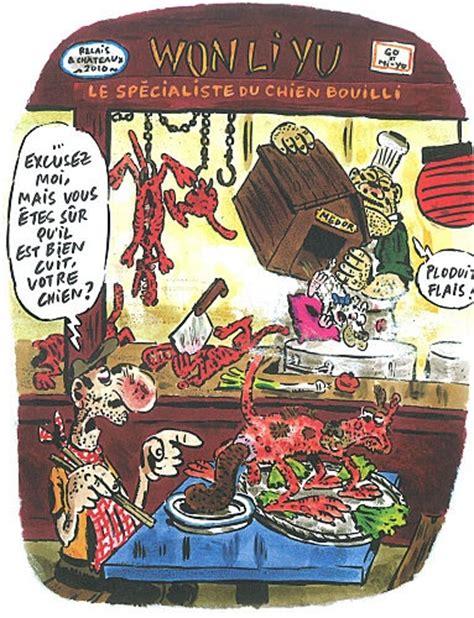 cuisine asie dessin de vuillemin dans l 39 excellent livre de cuisine quot la