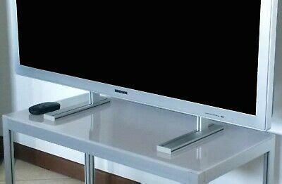 piedistallo tv universale supporto tv universale piedistallo base da tavolo ebay