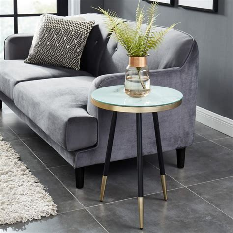 Home Bar Furniture Edmonton by Edmonton Furniture Store White Marble Looking End Table