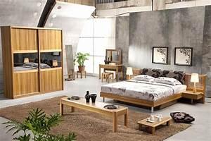 Idée Chambre Adulte : exemple couleur peinture chambre ~ Melissatoandfro.com Idées de Décoration