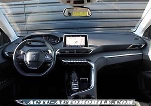 3008 Business Allure : essai nouveau peugeot 3008 bluehdi 120 coeur de gamme actu automobile ~ Gottalentnigeria.com Avis de Voitures