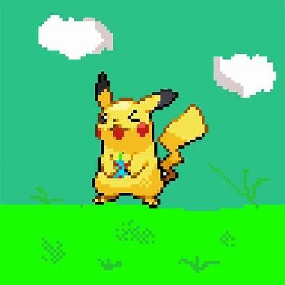 Pixel Pokemon Piskel