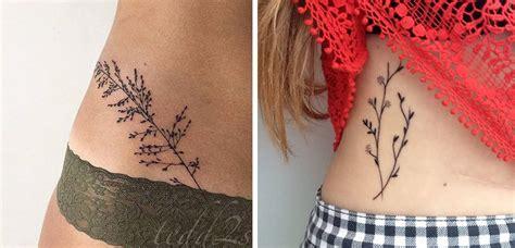 Alas Tattoo En La Cadera Mujeres