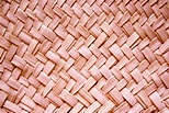 Pink Woven Straw Texture Picture | Free Photograph ...