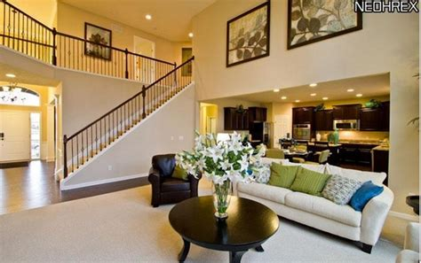 Two Story Great Room  Great Rooms  Pinterest Home