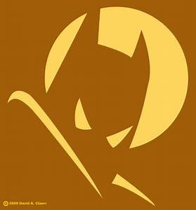 halloween hijinks new devils night traditions and a With batman pumpkin carving templates free