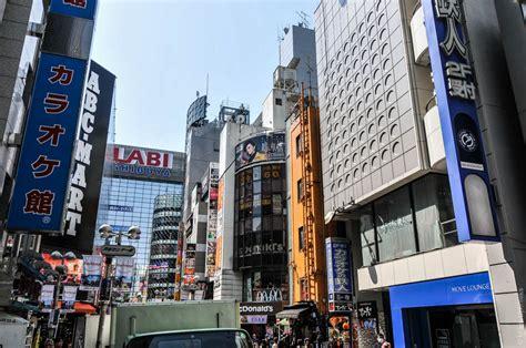 Japāna, Tokija : Kā tur ir
