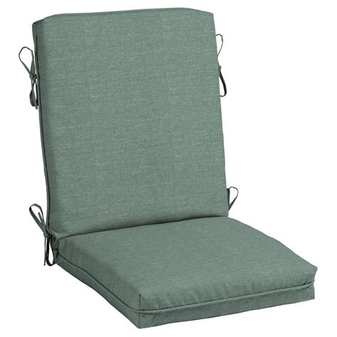 hton bay teal outdoor dining chair cushion ff75336b