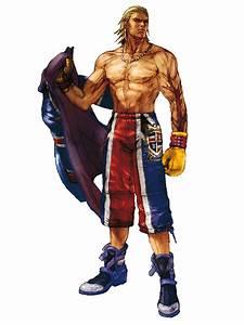 Steve Fox (Tekken)