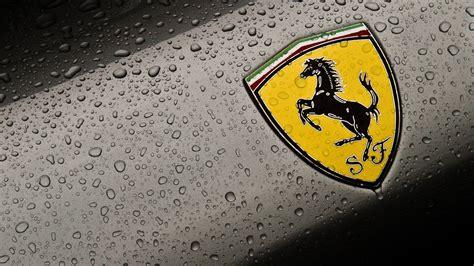 1600x1200 wongseng hd wallpapers ferrari logo red background wallpaper. Ferrari Logo Wallpapers | PixelsTalk.Net