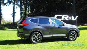 Chrome Lamp Base by 2017 Honda Cr V First Drive Are You Ready For Quot Beautility