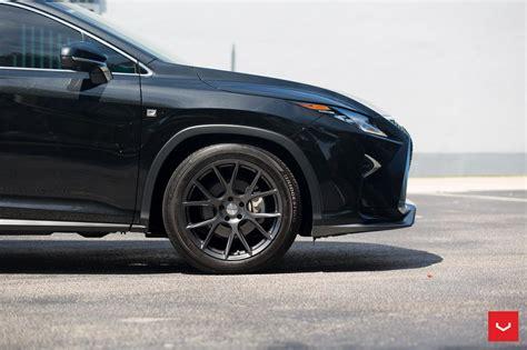 custom wheels   lexus rx transition   dark