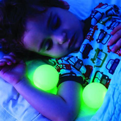 glowing nightlight lamp  removable glow balls