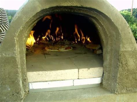 Pizzaofen Für Den Garten Selbst Bauen Pizzaofen