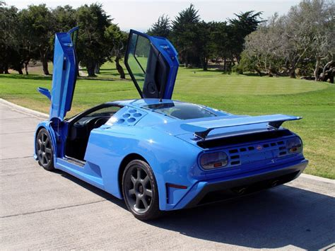 Why not help by expanding it?. 1992 Bugatti EB110 SS   Supercars Index