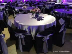 royal blue chair sashes elite entertainment elite bridal a taste of our work