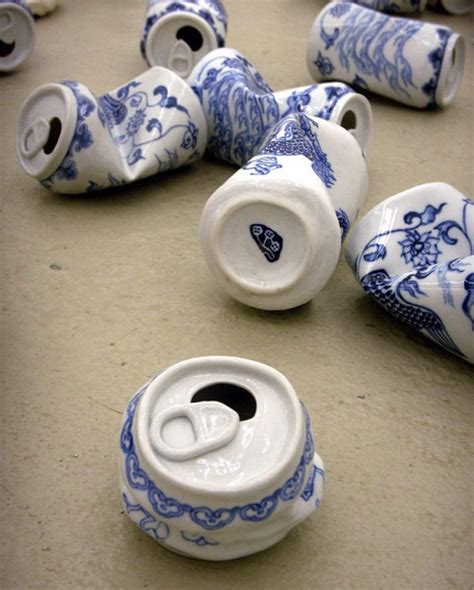 lei xue crafts porcelain cans inspired  ming dynasty art