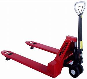 U0026quot Miney U0026quot  Low Profile Manual Pallet Jacks