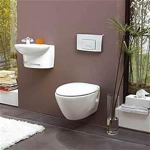 Cuvette Pour Wc Suspendu : bien choisir sa cuvette de wc suspendu plomberie facile ~ Melissatoandfro.com Idées de Décoration