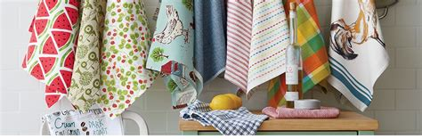 crate and barrel kitchen towels kitchen linens dish towels and aprons crate and barrel