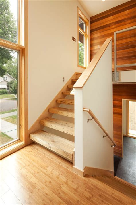 urban green   Modern   Staircase   minneapolis   by SALA