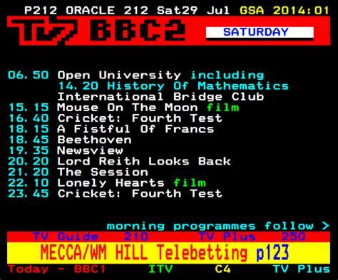 ITV Weather 1