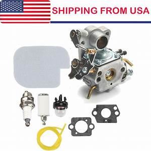 Poulan Pro Pp4218avx Carburetor Adjustment