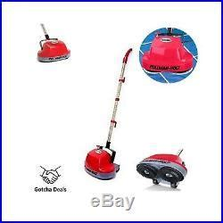 Electric Floor Scrubber Buffer Hardwood Carpet Tile