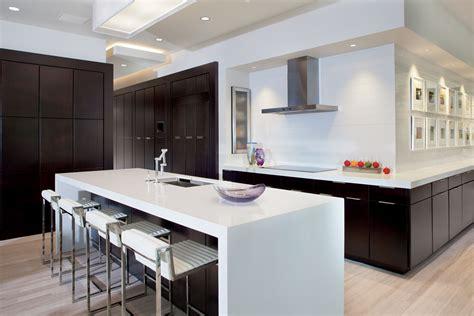 maple kitchen islands la barra americana en las cocinas siglo xxi