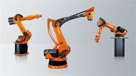 Kuka Used Robots Direct From The Manufacturer