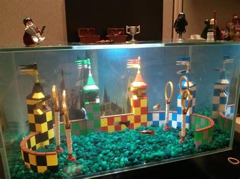 lego quidditch aquarium popsugar tech