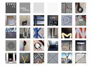 a z typography 2011 on behance With pictures shaped like letters