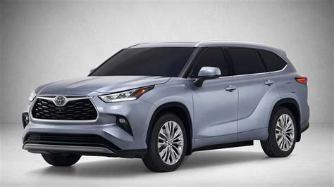 Will The 2020 Toyota Highlander Be Redesigned by 2020 Toyota Highlander Highlander Hybrid Gets Refined