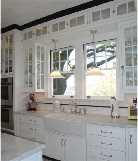 kitchen cabinets with glass on top content with what we have with improvements claymirecottage